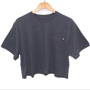 Dickies Urban Outfitters Crop Top T-Shirt Tee